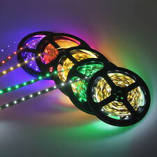 5M 300LEDs RGB SMD 3528 Fleixble LED Strip Light Lamp Tape Home Decro DC 12V