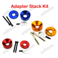 Air Filter Adapter Vstack For Zenoah G23LH G2D Goped 23cc Bigfoot Bladez Scooter