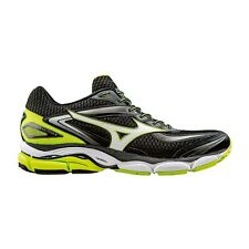 Mizuno Wave Ultima-8 MEN'S RUNNING SHOES, BLACK/YELLOW - Size US 11.5, 12 Or 13