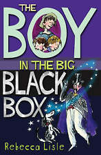 First Funny Stories: THE BOY IN THE BIG BLACK BOX by Rebecca Lisle - NEW