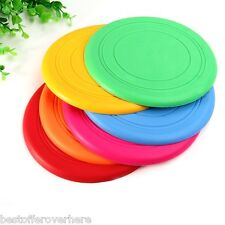 Pet Dog Silicone Flying Saucer Pet Frisbee Toy for Dog play Training Funny New