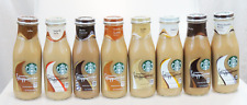 Starbucks Frappuccino Chilled Coffee Drinks 13.7oz Glass Bottles