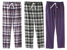 Men Flannel Leisure Trousers Casual everyday essential relaxing M L XL XXL XXXL