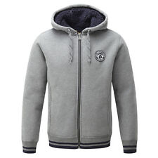 TOG 24 - Alex Mens Zipped Hoody Dark Grey Marl