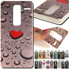 For LG Zero /LG Class Rubber Case Cute Skin Cover Soft Painted Silicone TPU Back