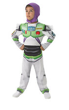 Boys - Toy Story Buzz Lightyear Fancy Dress Costume Outfit