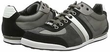 BOSS Green Men's Akeen Trainers 10167168 01 Low-Top Sneakers Grey 6 7 8 9 10 11