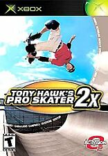 Tony Hawk's Pro Skater 2X Xbox & Disc only for Pro Skater 3 (2 games)