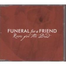 FUNERAL FOR A FRIEND Roses For The Dead CD European Atlantic 2005 1 Track Promo