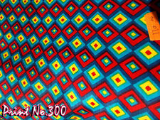 3 To 10 Yard Indian Traditional Hand Block Women Dress Material Cotton Fabric