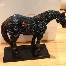 Trail of Painted Ponies GUARDIAN SPIRIT FIGURINE Huichol New in Box, 1E/3090
