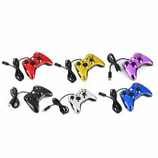 USB Wired Joypad Gamepad Controller For Microsoft for Xbox 360 for Windows 7 WS