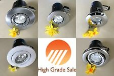 Top Quality Low Voltage MR16 FireRated Downlights-- Tilt & Fixed