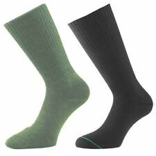 1000 Mile Military Combat Socks - Blister Free - Army Hiking Walking Sock