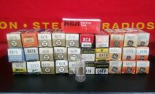 6AT6 Tubes NOS NIB VARIOUS BRANDS All Tested (  Price is for one tube )