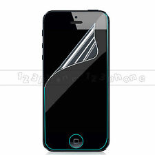 WHOLESALE 1 - 100 RETAIL PACKING CLEAR SCREEN PROTECTOR FOR IPHONE 5 5C 5S SE