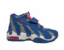 Nike Big Kids' Grade School AIR DT MAX '96 Blue/Crimson  616502-400 a2