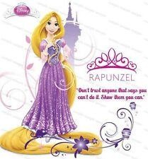 Disney Tangled personalized iron on transfer (choice of 1)