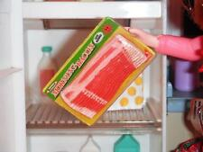 Rement Pack of Morning Bacon fits Fisher Price Loving Family Dollhouse Play Food