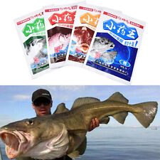 1 Bag 9g Flavor Additive Carp Fishing Ground bait Flavours Making Scent