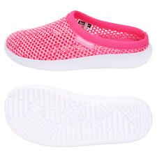Nassau Mesh Slipper Casual Beach Water Light Walking Shoes Dry Quick Pink