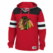 "Chicago Blackhawks Reebok NHL Men's ""Alternate"" Pullover Hooded Sweatshirt"