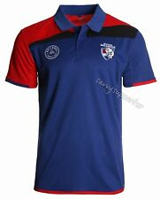 Western Bulldogs 2017 AFL Mens Premium Polo Shirt 'Select Size' S-5XL