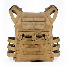 Carrier Chest Rig Molle Plate Armor Vest Tactical Condor Black Mag Body Military