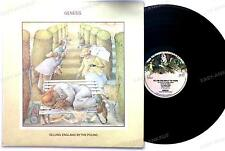 Genesis - Selling England By The Pound UK LP + Insert //5