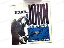 Dr. John - Such A Night! Live In London UK LP 1984 //1