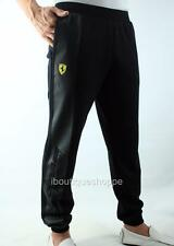Puma Scuderia Ferrari Jogger Sweat Pants Black NWT