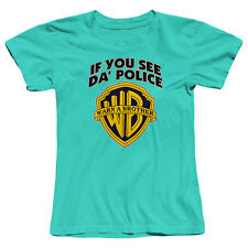 If You See Da Police Warn A Brother Women's T-Shirt
