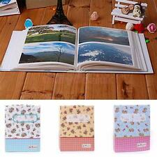 Instax Photo Album 100 Photos Storage Case Family Baby Memory Film Book