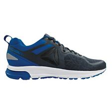 Reebok One Distance-2 MEN'S RUNNING SHOES, GREY/BLUE - Size US 11.5, 12 Or 13