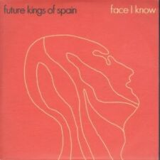 FUTURE KINGS OF SPAIN Faces I Know CD European Red Flag 2003 3 Track In Card