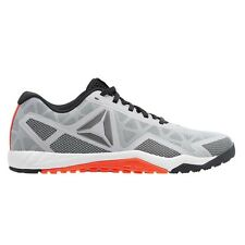 Reebok ROS Workout TR-2 MENS TRAINING SHOES,GREY/BLACK-Size US 9.5,10,10.5 Or 11