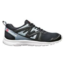 Reebok Run Supreme-2 MEN'S RUNNING SHOES,BLACK/WHITE-Size US 9.5, 10, 10.5 Or 11