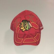 20176 Authentic Chicago Blackhawks Reebok Baseball Cap Small-Large