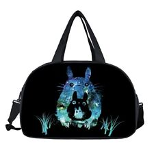 Cool Skull Duffle Handbag Sport Tote Yoga Fitness Travel Gym Bag for Student NEW