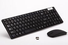2.4G Wireless keyboard Portable Multimedia Keyboard For Desktop PC Laptop