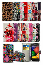 Samsung Galaxy S Duos GT-S7562 Dual SIM - Fun Printed Pattern Stand Wallet Case