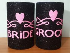WEDDING - BRIDE & GROOM SET - HIGH GLITTER - SPECIAL EFFECTS - Different colours