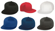 Flexfit Pro-Baseball On Field Cap Fitted Baseball Mens Hat S/M L/XL 6297F