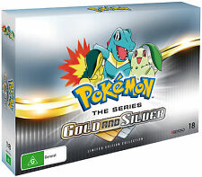 Pokemon Gold And Silver Collector's Set [DVD]
