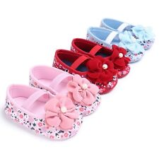 Baby Anti-Slip Soft Sole Cotton Shoes Toddler Girl Newborn Moccasin Sandals Cute