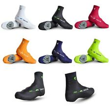 Sports Outdoor Zippered Overshoes Cycling Bike Shoe Covers Windproof Protective