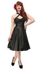 Collectif Penny Vegas Flared Dress Size XS 8 - XL 16