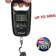 Portable LCD Electronic Hanging Fish Luggage Digital Hook Weight Scale 10g/50kg