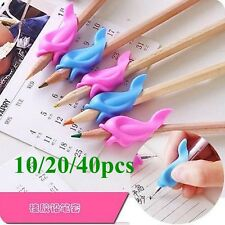 10/20/40 pcs Training Pencil Grips Occupational Therapy Special Need Autism NEW!