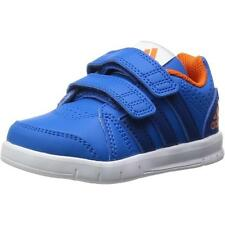 Adidas LK Trainer 7 Infant Shock Blue Synthetic Trainers